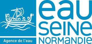 Logo of Seine-Normandy Water Agency
